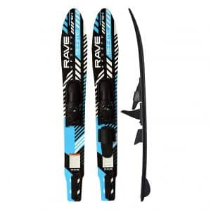 Rave Sports Rhyme Adult Combo Water Skis