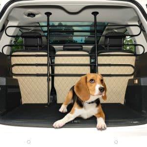 SUKI&SAMI Pet Barrier for Large Dogs