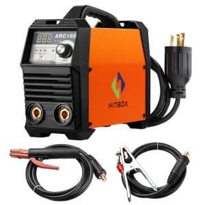 HITBOX ARC Welder 160A Digital Inverter Stick Welding Machine