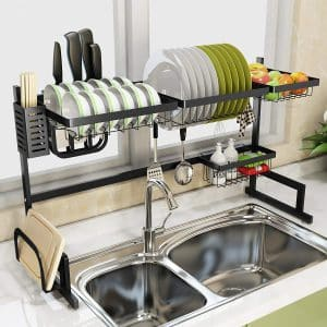 Lyon's Over The Sink Dish Racks