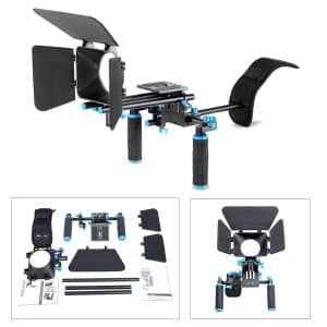YaeCCC Movie Shoulder Rig Set System Kit