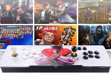 arcade games consoles