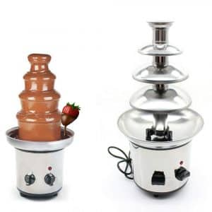4-Tier Chocolate Fondue Fountain