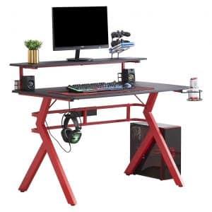 HOMYSHOPY Computer Gaming Desks