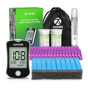 AUVON DS-W Cholesterol Test Kit