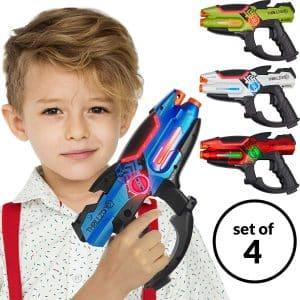 ThrillZone Laser Tag Guns Set