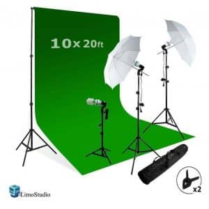 Limo Photo Studio Light Kit