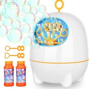 Victostar Automatic Bubble Machine for Outdoor and Indoor Use