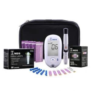 Bruno MD6 Cholesterol Test Kit