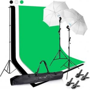 HYJ-INC Photography Photo Video Studio Support Kit