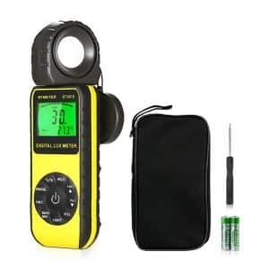 BTMETER BT-881D Digital Illuminance Light Meter