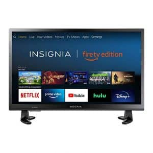 Insignia NS-24DF310NA19 24-inch Smart LED TV