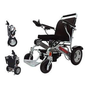Porto Mobility Ranger D09 Electric Wheelchair