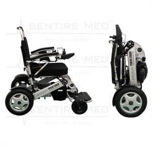 Sentire Med FCX Dual Motor Wheelchair