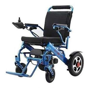 Lifestyle E-7 Lightweight Electric Wheelchair