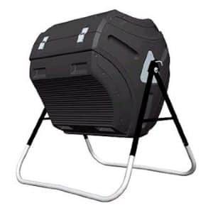 Lifetime 60058 80-Gallon Black Compost Tumbler