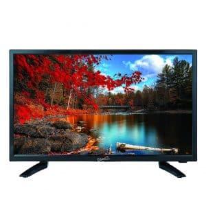"SuperSonic SC-2411 LED HDTV 24"" Flat Screen"