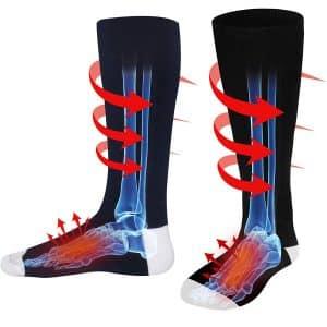 Autocastle Unisex Thermal Socks