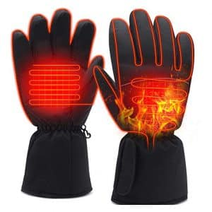 Battery-Operated Heated Gloves
