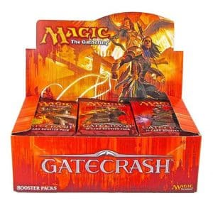 Magic: The Gathering MTG 36 Packs Sealed Box Gatecrash Booster Box