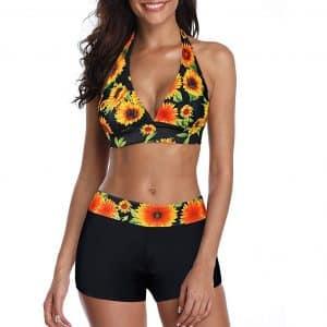 Zando Halter Bikini Set