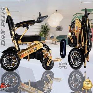 EAONE.LLC Motorized Electric Wheelchair