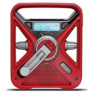 Eton FRX3 ARCFRX3WXR Hand Crank NOAA AM/FM Weather Alert Radio generator