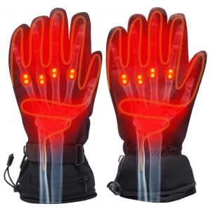 SVPRO Electric Rechargeable Thermal Gloves