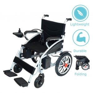Culver Medical Heavy-duty, Electric Wheelchair
