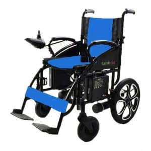 ComfyGo Dual Motor Wheel Chair