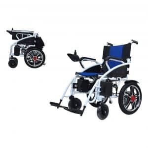 Cromex Powerful Electric Wheelchair