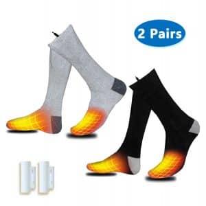 Electrice Winter Heated Socks