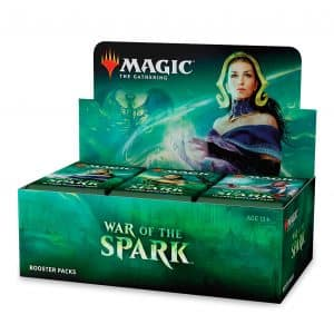 Magic: The Gathering War 36 Booster Packs Spark Booster Box