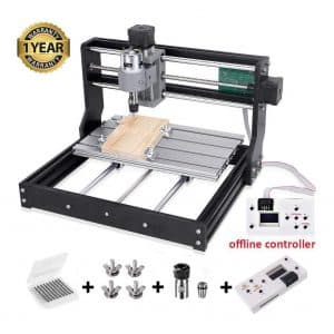 Upgraded Version CNC 3018 Pro Engraving Machine