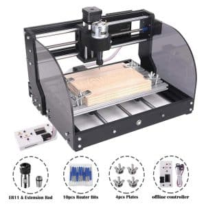 MYSWEETY CNC 3018PRO-M Mini CNC Machine