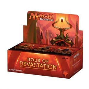 Magic: The Gathering Card Booster Box 15088 Hour of Devastation