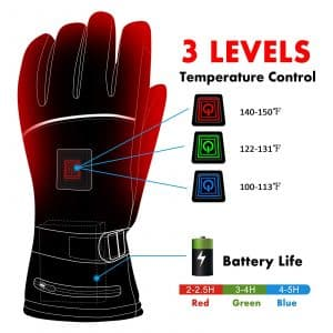 Thermal Electric Gloves