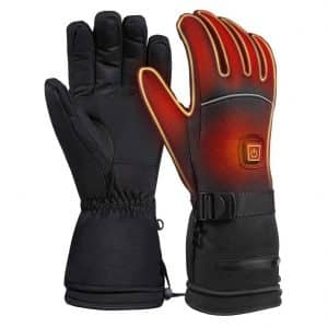 CLISPEED Electric Winter Gloves