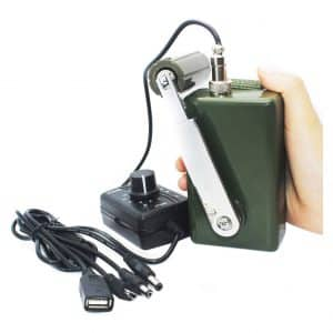 HUABAN High Power Hand Crank Generator