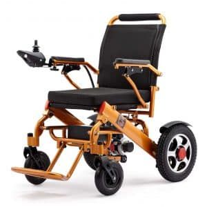 Lifestyle E-7 Compact Electric Wheel Chair