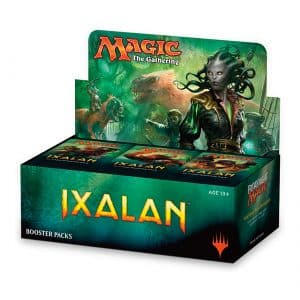 Magic: The Gathering 540 Cards Ixalan Booster Box