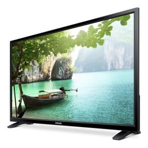 "Philips, 24"" LED-LCD TV"