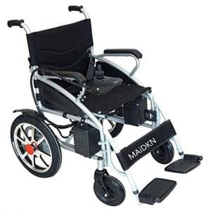 Wyyggnb Electric Wheelchair for Adults