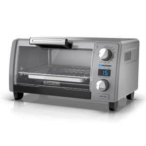 BLACK+DECKER Digital Toaster