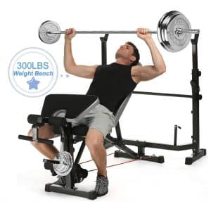 Strength Training Olympic Weight Benches