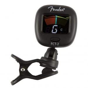 Fender FT-2 Professional Clip on Tuner