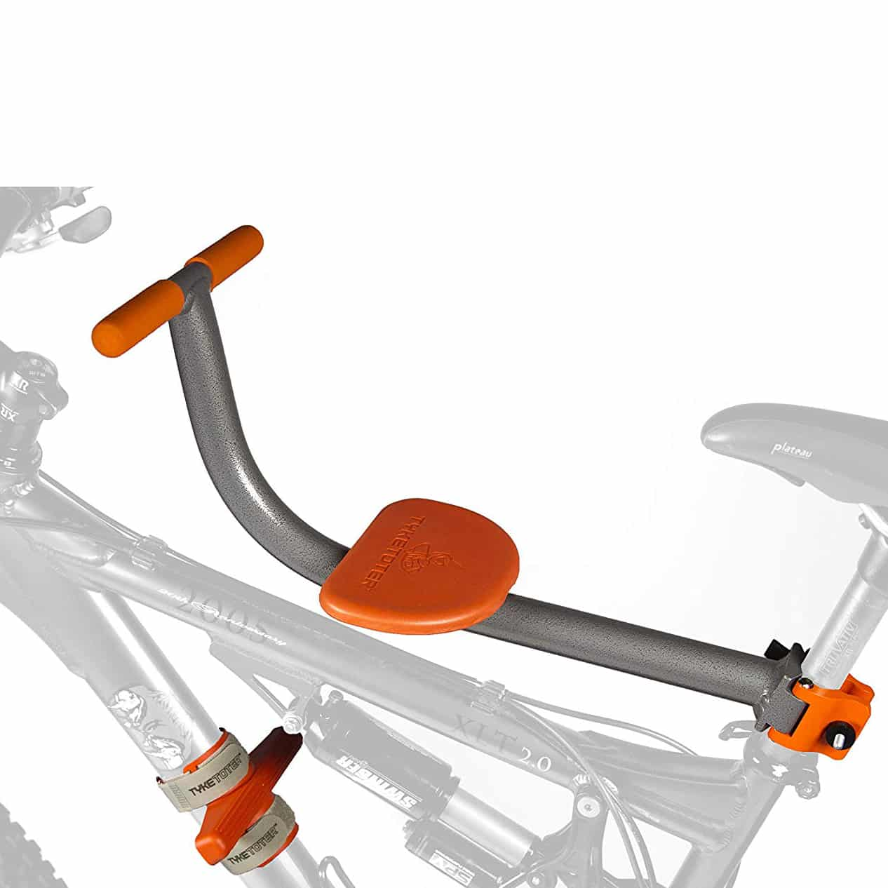 TYKE-TOTER - Front-Mount Child Bike Seat