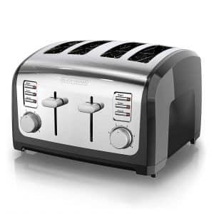 BLACK+DERCKER 4-Slice Toaster