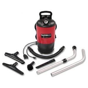 Sanitaire Quiet Backpack Vacuum