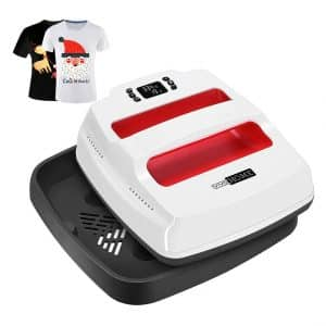 VIVOHOME 2 in 1 Digital Heat Press Machine